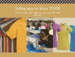 Tiêu chí chọn xưởng may áo thun TPHCM