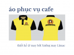 Xưởng may áo thun đồng phục quán cafe, áo phục vụ cafe TPHCM