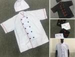 Xưởng may đồng phục bếp TPHCM - Nguồn hàng sỉ, lẻ áo nón đầu bếp may sẵn kaki cao cấp, thoáng mát, hút mồ hôi tốt