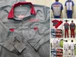 Xưởng chuyên sản xuất đồng phục sửa xe Honda, Yamaha, Piagio - May gia công đồng phục bảo hộ lao động