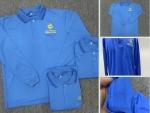 Xưởng may áo thun đồng phục xăng dầu và vật liệu xây dựng - May gia công d9o62nng phục áo thun mè