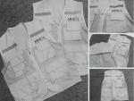 Xưởng may áo ghi lê tại May gia công đồng phục