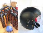 Xưởng sản xuất mũ nón bảo hiểm xe máy in logo quảng cáo theo yêu cầu TPHCM