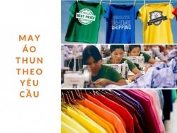 May áo thun theo yêu cầu TPHCM