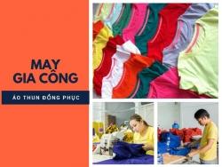 Nhận may áo thun giá rẻ TPHCM
