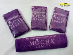 Sản xuất & thêu khăn làm quà tặng - khăn spa, khăn khách sạn, khăn khuyến mãi