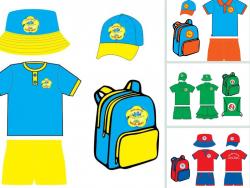 May đồng phục mầm non & Thiết kế đồng phục học sinh mẫu giáo theo thương hiệu trường TPHCM