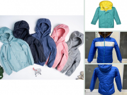Xưởng may áo khoác trẻ em - Chuyên sản xuất áo gió, áo phao, áo ấm từ thiện giá rẻ TPHCM