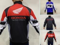 Xưởng may áo gió đồng phục đi phượt bằng xe máy TPHCM - May gia công đồng phục áo khoác
