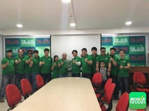 Xưởng may gia công áo thun đồng phục cho Tổ chức Phi lợi nhuận - JCI South Saigon