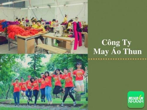 Công ty may áo thun đồng phục chất lượng TPHCM
