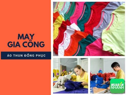 Nhận may áo thun giá rẻ TPHCM, 34, Phương Thảo, MayGiaCongDongPhuc.com, 18/09/2018 14:51:07