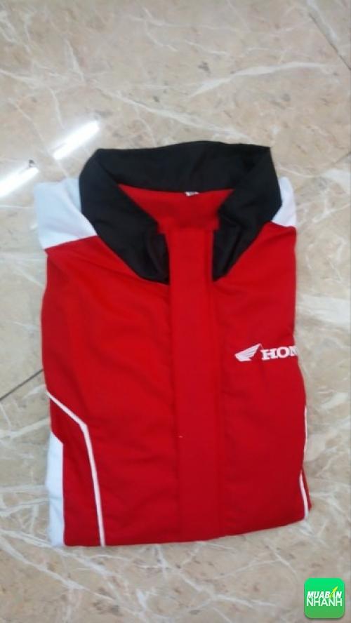 May áo khoác đồng phục công ty, cửa hàng, đại lý Head Honda 4
