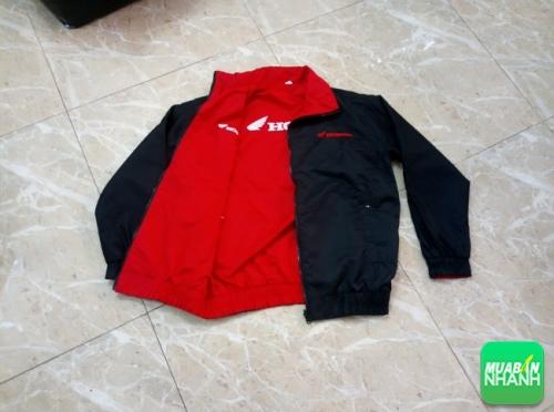 May áo khoác đồng phục công ty, cửa hàng, đại lý Yamaha 6