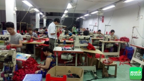 Xưởng may áo khoác Limac