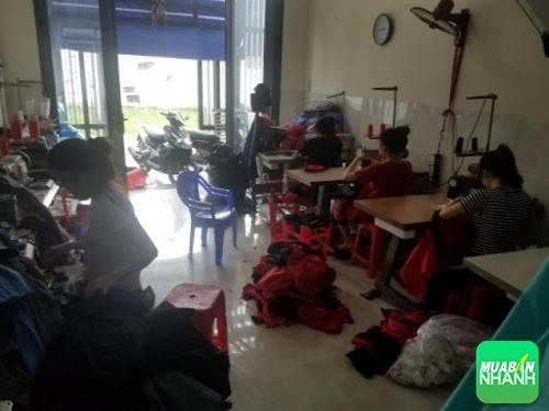 Xưởng may áo thun đồng phục ở Bình Dương