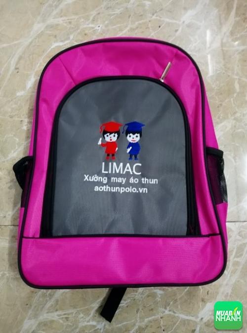 Đặt may balo quà tặng quảng cáo giá rẻ TPHCM cùng Limac