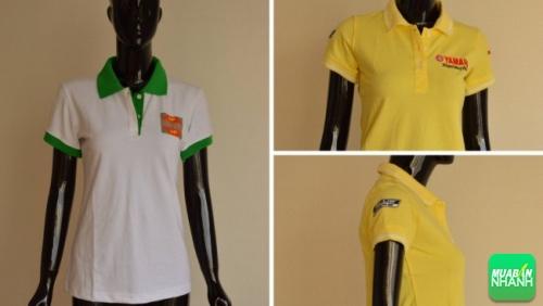 Mẫu áo thun đồng phục dành cho nữ