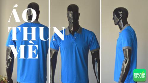 Đặt may áo thun đồng phục giá rẻ TPHCM - áo thun vải mè