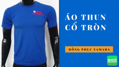 Công ty may áo thun đồng phục TPHCM - áo thun cổ tròn
