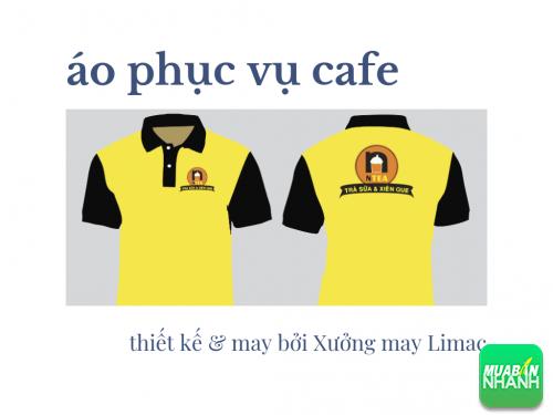 Xưởng may áo thun đồng phục quán cafe, áo phục vụ cafe TPHCM, 76, Huyền Nguyễn, MayGiaCongDongPhuc.com, 17/04/2019 10:20:01