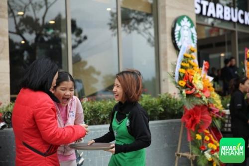 Đồng phục Starbucks
