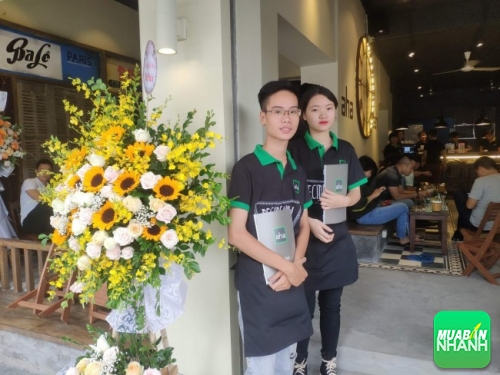 Đồng phục AHA Cafe