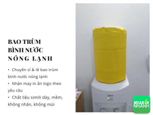Xưởng may in ấn logo theo yêu cầu bao trùm bình nước nóng lạnh, 77, Huyền Nguyễn, MayGiaCongDongPhuc.com, 12/04/2019 14:17:04
