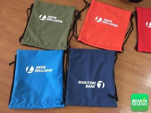 Sản xuất túi dây rút cho ngân hàng Maritime Bank