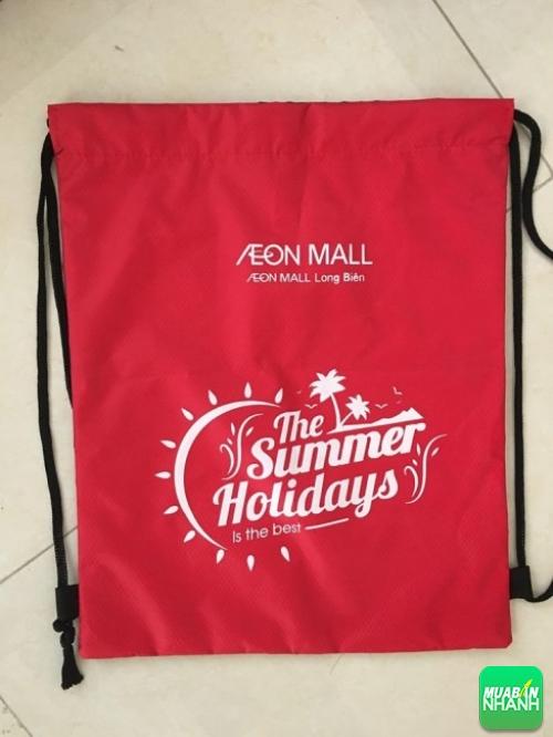 Túi dây rút du lịch - quà tặng từ Aeon Mall