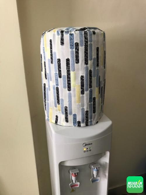 May áo bọc bình nước, áo trùm bình nước, bao trùm bình nước | Vải canvas - vải bố - vải sợi (3)
