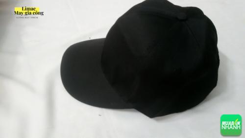 Nón kết màu đen - Xưởng may nón kết Limac