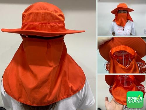Xưởng may mũ chống nắng trùm mặt, che gáy - May gia công đồng phục in thêu logo theo yêu cầu, 116, Hải Lý, MayGiaCongDongPhuc.com, 01/04/2021 16:21:44
