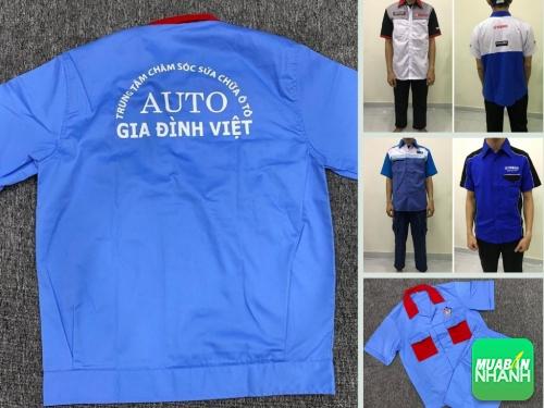 Xưởng may đồng phục sửa xe máy, xe ôtô - May gia công phục theo màu hãng xe, 117, Hải Lý, MayGiaCongDongPhuc.com, 02/04/2021 13:45:58