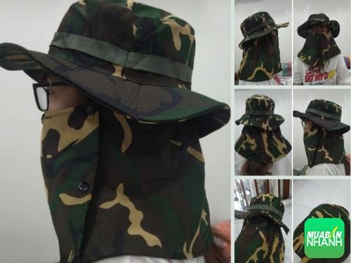 May gia công đồng phục giới thiệu xưởng may mũ tai bèo có đồ che mặt và gáy, 124, Hải Lý, MayGiaCongDongPhuc.com, 18/05/2021 09:13:05
