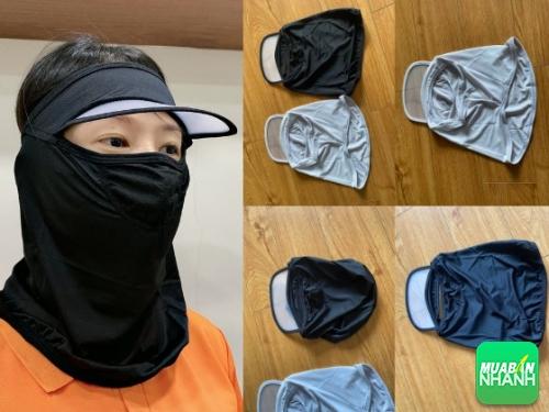 May gia công đồng phục giới thiệu xưởng may nón khẩu trang full mặt kèm mũ lưỡi trai trong suốt, 127, Hải Lý, MayGiaCongDongPhuc.com, 10/06/2021 11:01:34