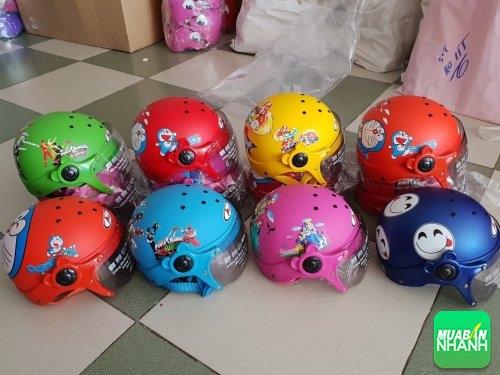 Xưởng sản xuất mũ bảo hiểm trẻ em hình thú, siêu nhẹ có kính, 3/4 đầu giá sỉ từ TPHCM, 98, Ngân Nguyễn, MayGiaCongDongPhuc.com, 10/09/2020 13:28:37
